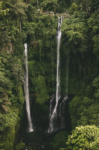 Sekumpul Waterfalls hike
