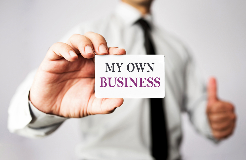 business you own