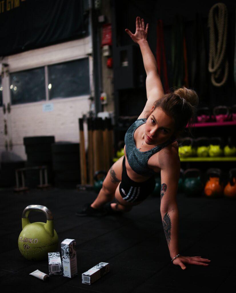 Female Abs Exercises