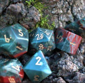 unique dice sets
